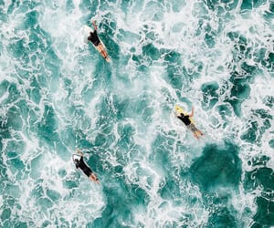 see, surf, and surf board image