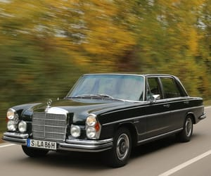 classic, mercedes, and mercedes benz image