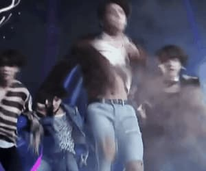 abs, jungkook, and gif image