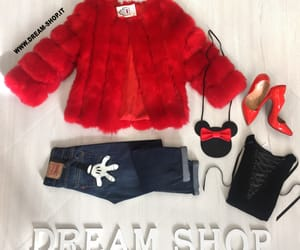 mickey, mouse, and outfit image