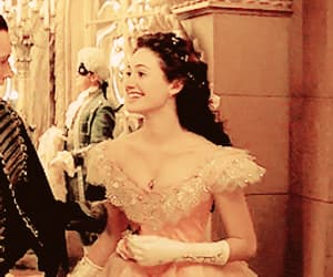 beauty, emmy rossum, and gif image