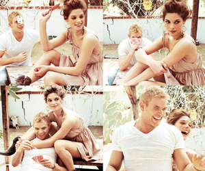 ashley greene, couple, and kellan lutz image