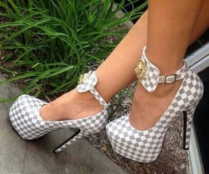 pumps, shoes, and womenfashion image