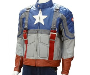 captain america, hollywood, and jacket image
