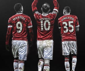 celebrities, united, and rooney image