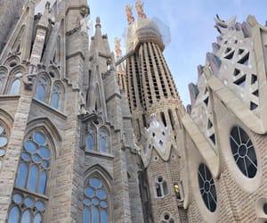 Antoni Gaudi, architecture, and Barcelona image