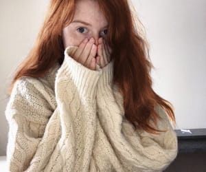 autumn, winter, and ginger image
