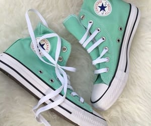 converse, shoes, and style image