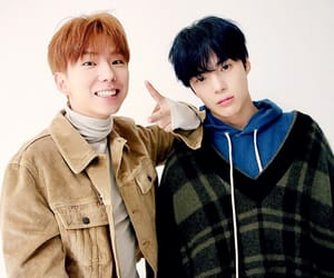 boys, k-pop, and minhyuk image