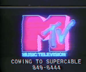 aesthetic, gif, and mtv image