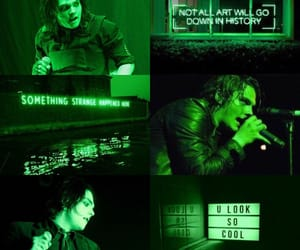 aesthetic, bullets, and gerard way image