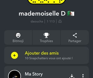 Algeria, snap, and add me image