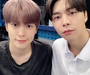 johnny, jaehyun, and kpop image