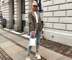 Balenciaga, clothes, and denim image