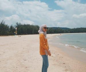 beach, thailand, and yellow image