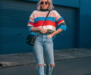 fashion, beauty, and girl image