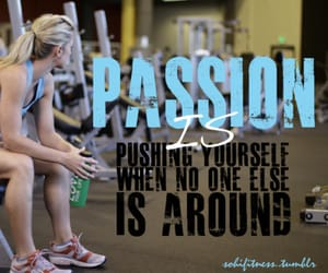 motivation, passion, and fitness image