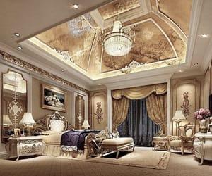 luxury, bedroom, and design image