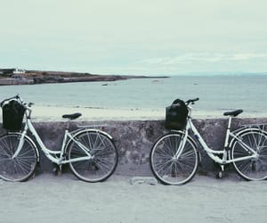 bicycle, ireland, and aran island image