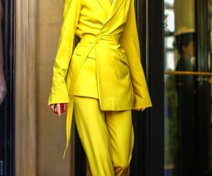 haute couture, suit, and jumpsuit image