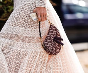 dior, streetstyle, and fashion week image