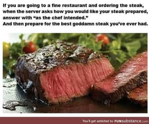 awesome, dining, and funny image