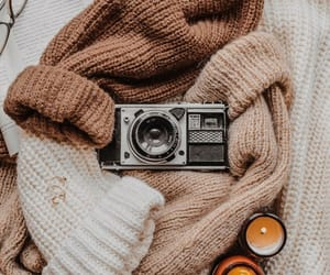camera and cozy image