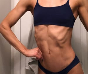 abs, body, and exercise image