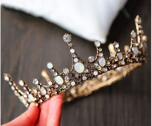 accessory, beautiful, and corona image