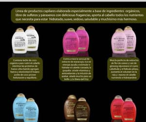hair, healthy, and shampoo image