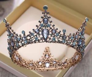 accessory, hair, and tiara image