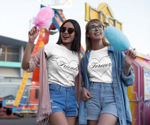etsy, best friend shirts, and best friend t-shirts image