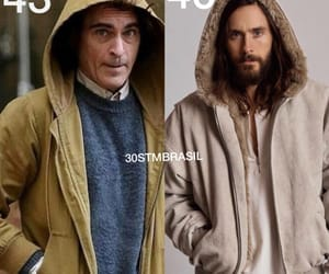 30 seconds to mars, jared leto, and joaquin phoenix image