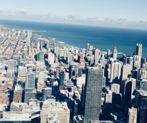 chicago, illinois, and great lakes image