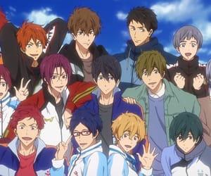 anime, rin matsuoka, and free image