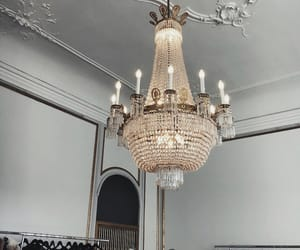 house, inspiration, and chandelier image