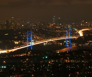 city, istanbul, and turkey image
