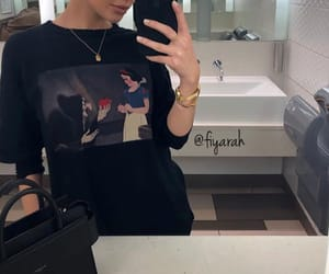 fashion style, outfit clothes, and meuf frappe girl image