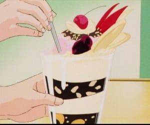 food, cute, and ice cream image