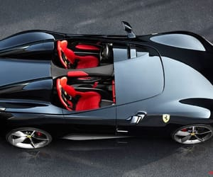car, ferrari, and super image