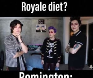 crankthatfrank and palaye royale image