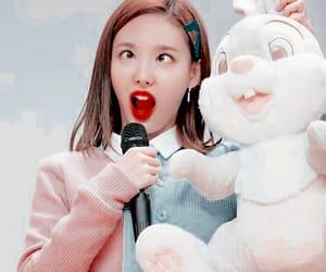 bunny, girl, and kpop image