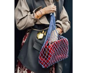 celine and net bag image