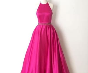 pageant dress and prom dress image