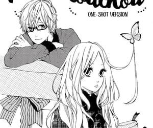 kawaii, shoujo, and shoujo manga image