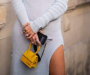 fashion week, jacquemus, and chiara ferragni image