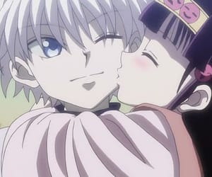 anime, killua, and hunterxhunter image