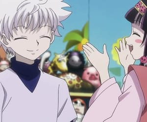 anime, killua, and hunter x hunter image