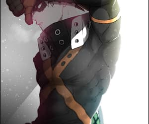 boku no hero, kacchan, and bakugou image