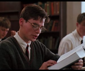 dead poets society and boy image